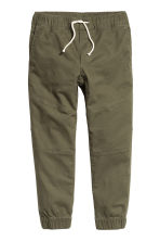 Pantaloni pull-on - Verde kaki - BAMBINO | H&M IT 2